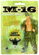 M 16 Power Ring Green