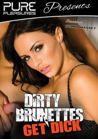 Dirty Brunettes Get Dick